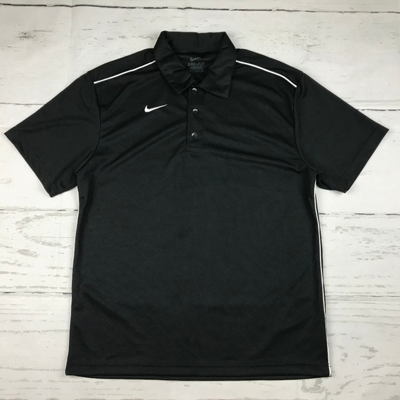Nike Other - Nike Dri-Fit All Day Polo short sleeve shirt U20